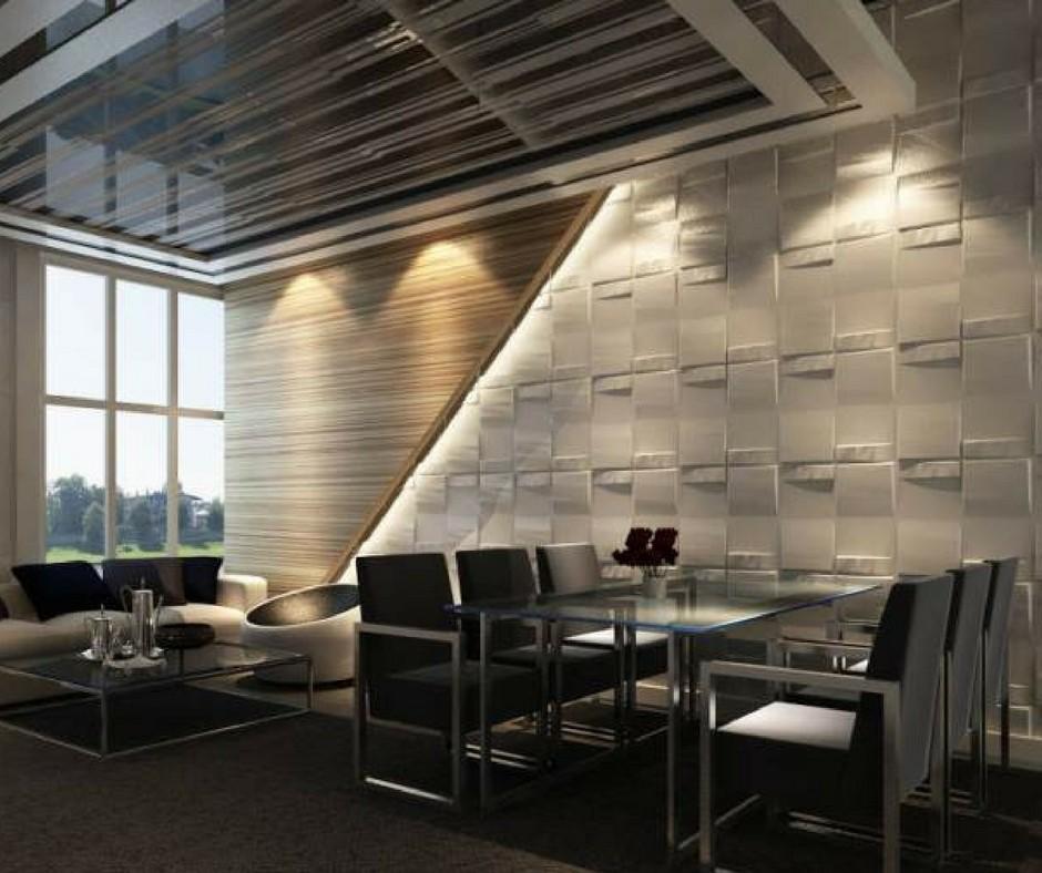 Paneles decorativos poliuretano precio top paneles econmicos imitacin madera de with paneles - Paneles decorativos poliuretano ...