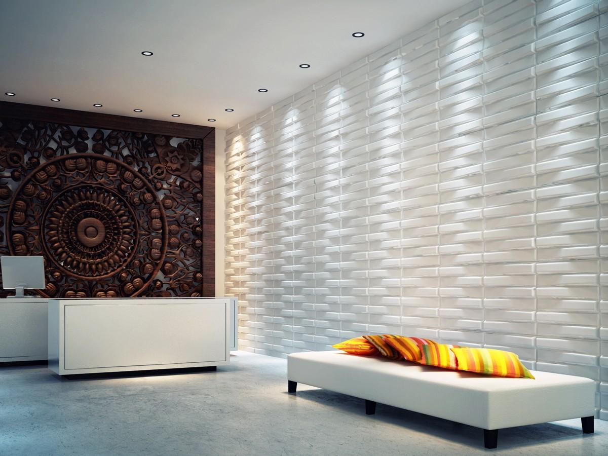 bae55ffe96 Paneles Decorativos 3D para paredes y techos - 3Dcora